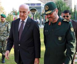 Lebanese Defense Minister Concludes 3-Day Visit to Iran