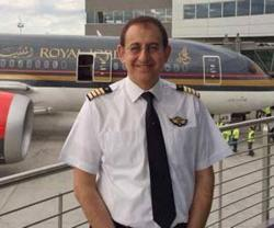 Royal Jordanian Appoints Acting CEO