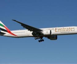 Boeing Delivers Emirates' 100th 777-300ER