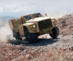 Oshkosh Defense L-ATV Completes Limited User Testing