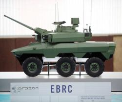 Scorpion Multi-Role Armoured Vehicle Contract Awarded to Nexter, RTD, Thales