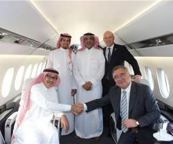 Dassault, Wallan Aviation Sign New Falcon 5X Agreement