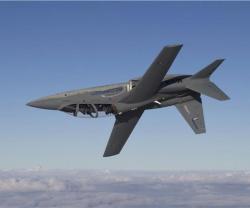 Textron AirLand Celebrates 1st Year of Scorpion's 1st Flight