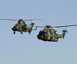 Airbus Helicopters Delivers 1st NH90, HAD-E Tigers to Spain