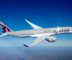 Airbus Delivers First Ever A350 XWB to Qatar Airways