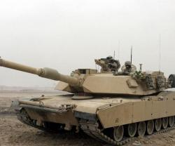 Iraq Requests M1A1 Abrams Tanks & Associated Equipment