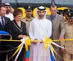Dubai Hosts Intersec 2015 Exhibition