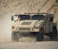 AM General Showcases Diverse Offerings at IDEX 2015