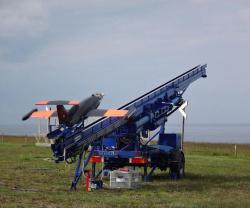 Airbus DS Aerial Targets Support Missile Qualification