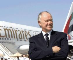 Emirates Eyeing 50 to 70 New Jets