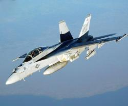"Boeing Expects F/A-18 Decision From ""Arab Nation"" Soon"