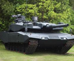Leopard 2 Simulators for Indonesia Pass Acceptance Test