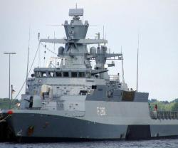 Israel to Acquire 4 Patrol Ships from Germany