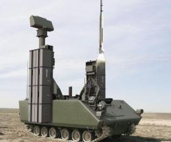 Aselsan Displays Hisar Air Defence Systems at IDEF 2015