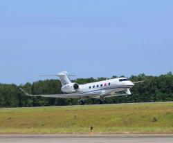 Newest Gulfstream Aircraft Flies with Honeywell Touch