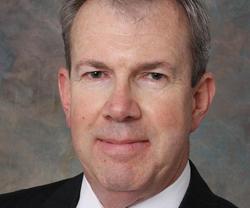 Boeing Names Bernie Dunn Middle East President