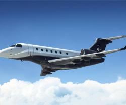 Middle East Airlines Orders One Embraer Legacy 500 Jet