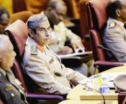 Arab Chiefs-of-Staff Draft Protocol For New Joint Force