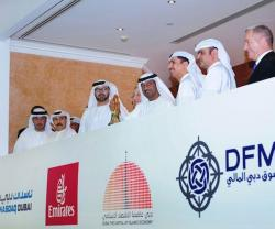 Emirates Celebrates Bond Listing on Nasdaq Dubai