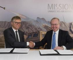 Raytheon and Kongsberg Extend Partnership on NASAMS
