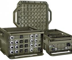 EB, CS's Tactical Communication Solutions at Paris Air Show
