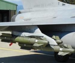 Sagem to Supply AASM Hammer Missiles to Egypt's Rafales