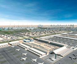 Dubai World Central Open for Cargo