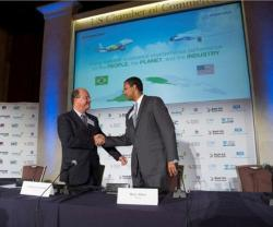 Boeing, Embraer to Collaborate on ecoDemonstrator Tests