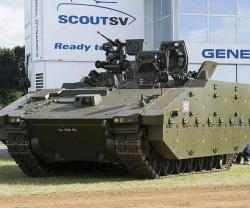 Thales Wins Vehicle Sighting Systems Order for UK Scout SV