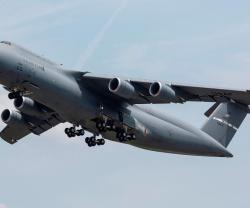 Lockheed Martin Delivers Latest C-5M Super Galaxy Early