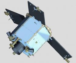 DubaiSat-1 Completes Six Years