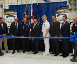 Lockheed Martin Expands Cruise Missile Production Facility