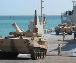 GCC Armies Logistics Commission Holds 12th Meeting