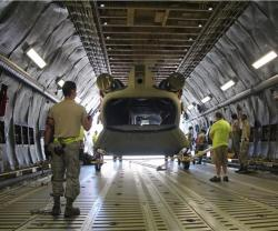 Boeing Delivers 7 Australian Chinooks Ahead of Schedule