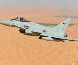 Kuwait Orders 28 Eurofighter Typhoon Fighter Jets