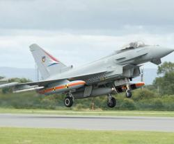 Typhoon Completes Meteor® Guided Firing Trials