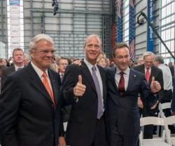 Airbus Officially Opens US Manufacturing Facility