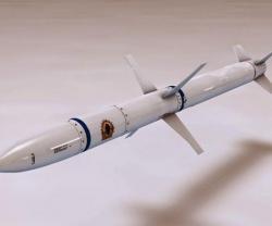 Orbital ATK's AARGM Missile Scores Direct Hit Against Mobile Ship Target