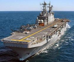 France to Sell Two Mistral Helicopter Carriers to Egypt