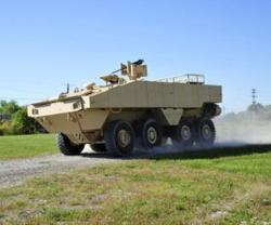 LM Introduces New Amphibious Combat Vehicle Offering