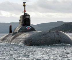 Russia to Modernize Nuke-Powered Submarines