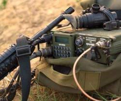 Harris Wins Tactical Radio Support Order in Central Asia
