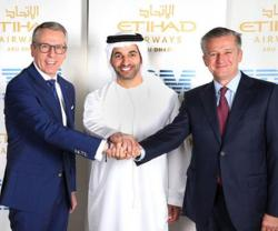 Etihad Airways, IBM Sign Landmark $700 Million IT Deal