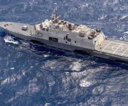 U.S. to Supply $11 Billion Combat Ships to Saudi Arabia