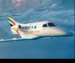 Emirates Flight Training Academy Orders Phenom 100E Jets
