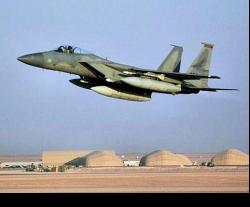 Lockheed Martin to Sustain Sensors on Saudi Arabia's F-15 Fleet
