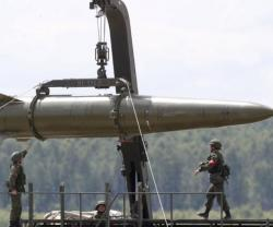 Russia Developing New Tactical Missiles for Iskander-M System