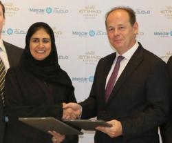 Etihad, Masdar Institute Sign Research Agreement