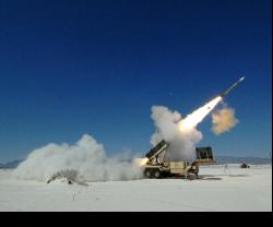 Lockheed Martin's PAC-3 Missile Intercepts Target in Flight Test