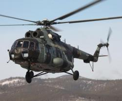 Russian Helicopters Delivers Five Mi-171Sh Helicopters to Bangladesh